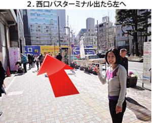 道のり2(小)